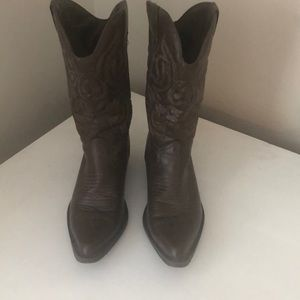 Rampage western style boots